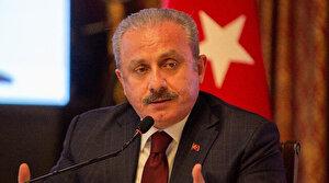 TBMM Başkanı Şentop: BAE, Filistin davasına ihanet ediyor