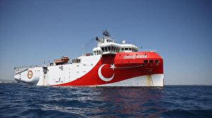 Dışişleri Bakanlığı'ndan AB'ye Doğu Akdeniz yanıtı