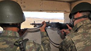 Milli Savunma Bakanlığı: Zeytin Dalı bölgesinde 5 PKK/YPG'li terörist gözaltına alındı