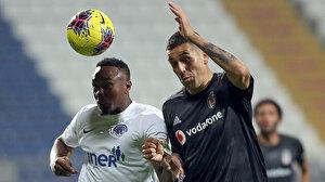 Beşiktaş'ta ayrılık: Sözleşmesi feshedildi