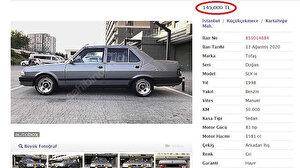 İkinci el otomobil piyasası çıldırdı: 20 yaşını üzerindeki araçlar sıfır fiyatına satılıyor