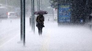Meteoroloji son tahminlerini açıkladı: 19 ile yağış uyarısı
