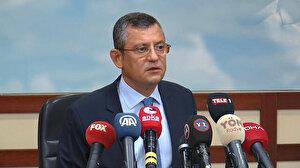 CHP'li Özel'den ittifak açıklaması: Birileri istiyor diye HDP'yi şeytanlaştırıyor değiliz