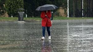 Meteoroloji son tahminlerini açıkladı: Ankara ve bazı illere sağanak uyarısı