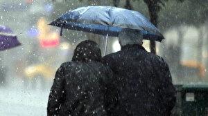 Meteoroloji son hava durumu tahminlerini açıkladı: 8 ile yağış uyarısı