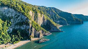 Dünyada sadece 4 yerde var: Bartın'daki lav sütunları normalleşme sürecinde 200 bin turist ağırladı
