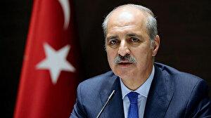 AK Parti Genel Başkanvekili Kurtulmuş'tan Ermenistan'ın saldırılarına tepki: Her şart altında Azerbaycan'ın yanındayız