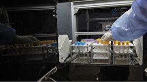 Kan alma biriminde görev yapan robot 'Nesli' hastanedeki teması azaltıyor: Yurt içi ve dışından talep var