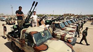 Libya ordusu teyakkuzda: Hafter milisleri Trablus'a yeniden saldırabilir