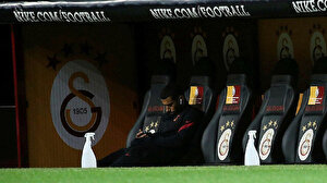 Galatasaraylı yıldızın Alanyaspor maçındaki görüntüsü dikkat çekti