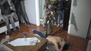Bursa'da şafak vakti dev operasyon: 600 polis katıldı