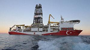 Karadeniz'de 'Fatih' tespit kuyularını kazacak 'Kanuni' test edecek