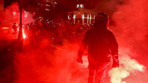 İtalya karıştı: Tedbirleri protesto eden halk sokaklara döküldü