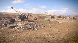 Şiddetli çatışmalar sürüyor: Tüm cepheler Azerbaycan ordusunun kontrolünde