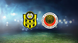 Yeni Malatyaspor-Gençlerbirliği CANLI