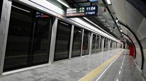 Mecidiyeköy-Mahmutbey metrosunda seferler 28 Ekim'de başlıyor