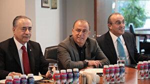 Galatasaray'da kritik toplantı: Yönetim ve Fatih Terim masada
