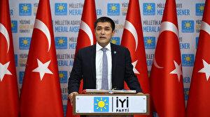 İYİ Parti İstanbul İl Başkanı Kavuncu hakkında soruşturma başlatıldı