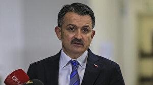 Bakan Pakdemirli Pakdemirli programlarını iptal ederek Hatay'a gidiyor