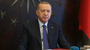 Cumhurbaşkanı Erdoğan'dan Hatay'daki operasyonla ilgili açıklama