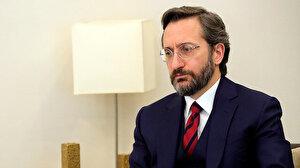 Cumhurbaşkanlığı İletişim Başkanı Altun'dan depremle ilgili