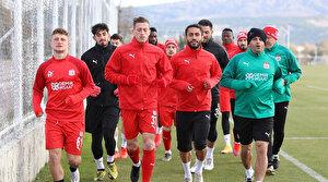 Sivasspor'da iki pozitif vaka daha