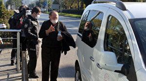 Samsun'da koronavirüs riskli olan vatandaş tramvaya binerken yakalandı