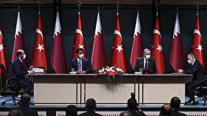 Türkiye ile Katar arasında 300 milyon dolarlık işbirliği anlaşması
