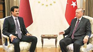 Katar'la kritik anlaşmalar