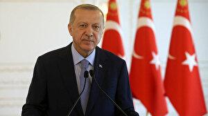 Cumhurbaşkanı Erdoğan ABD'li Müslümanlara seslendi