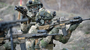 Sızma girişiminde bulunan 4 PKK/YPG'li terörist etkisiz hale getirildi