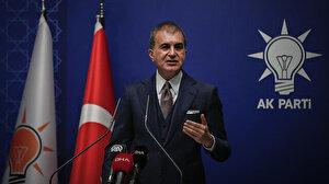 AK Parti Sözcüsü Ömer Çelik: Kılıçdaroğlu demokrasi sorunu haline gelmiştir