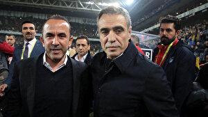 Yaprak dökümü: Süper Lig ve TFF 1. Lig'de 39 takımdan 15'i teknik direktör değiştirdi