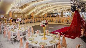 İstanbul'da düğün salonlarındaki doluluk yüzde 80 azaldı