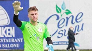 TFF 3. ligde ilginç olay: Kemerspor stoperi 90 dakika kalecilik yaptı