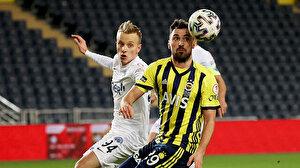 Fenerbahçe'de Sinan Gümüş şoku