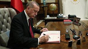 Cumhurbaşkanı Erdoğan'ın imzasını taşıyan 2021 Yılı Yatırım Programı Resmi Gazete'de yayımlandı