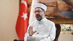 Diyanet İşleri'nden Yunanistan Başpiskoposu İeronimos'un hadsiz sözlerine tepki