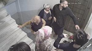 Dehşete düşüren komşu kavgası: Evini büyütmesine izin vermediği komşusunun akrabaları tarafından dövüldü