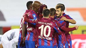 Trabzonspor'un gözü zirvede: Bordo mavililer Konya engelini üç golle geçti
