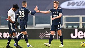 Juventus evinde hata yapmadı