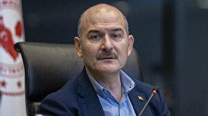 Bakan Soylu'ya hakaret eden şüpheli hakkında iddianame düzenlendi