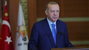 Cumhurbaşkanı Erdoğan: CHP'de tek adamcağız yönetimi var
