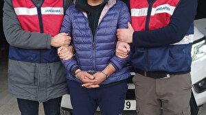 Kırmızı bültenle aranırken yakalandı: DEAŞ'lı terörist örgütten 50 dolar maaş almış
