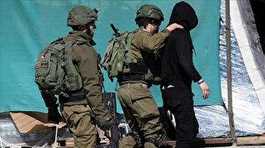 İsrail güçleri Batı Şeria ile Doğu Kudüs'te 21 Filistinliyi gözaltına aldı