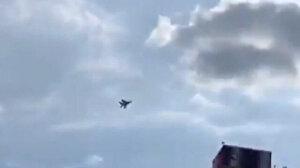 Erivan semalarında savaş jetleri uçmaya başladı