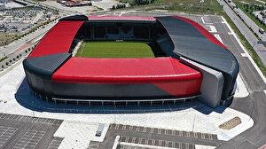 'Yılın Stadı' yarışmasına Türkiye'den iki aday