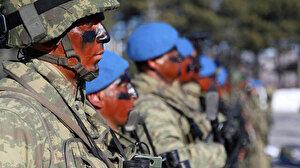 NATO'dan TSK'ya 'Mavi Bereli' övgüsü: Seçkin piyadeler