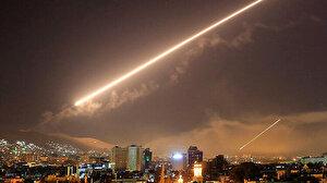 Esed rejimi: İsrail Şam'a hava saldırısı düzenledi