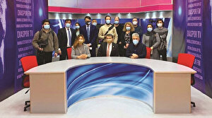 Ermeni diasporasına tokat: Zaferin medya üssü